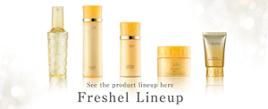 See the product lineup here Freshel Lineup
