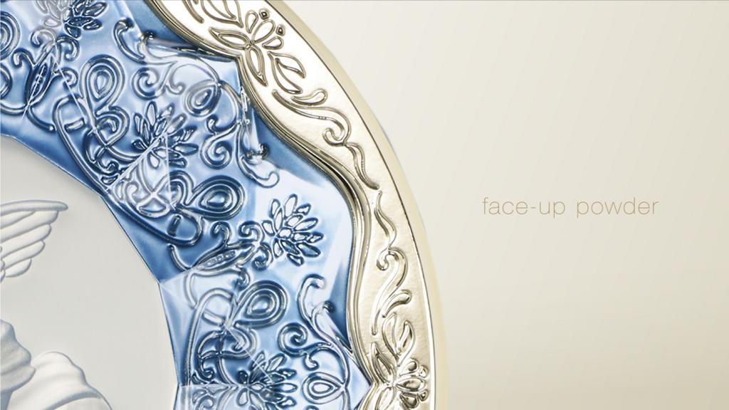 face-up powder