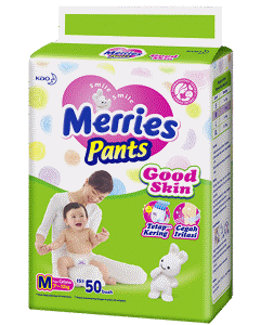 Merries Pants Good Skin - Tetap Kering & Cegah Iritasi