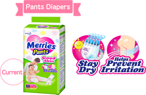 Pants Diapers