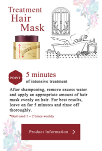 Treatment Hair Mask 5 minutes of intensive treatment