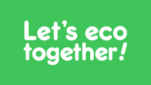 """eco together"" environmental initiatives"