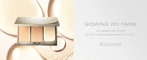 [2019.2.22 NEW] GLOWING VEIL FINISH