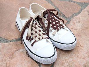 カワイイ靴紐の結び方で足元からアピール!|美ビッドスマイル