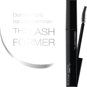 Dramatic curls naturally memorized THE LASH FORMER