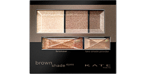 KATE BROWN SHADE EYES N