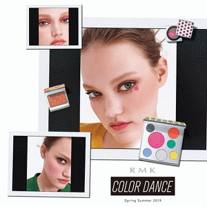 "RMK Spring Summer 2019 Collection ""COLOR DANCE"""