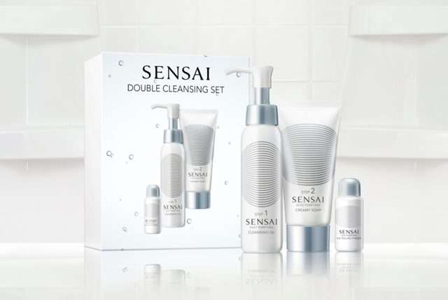 DOUBLE CLEANSING SET