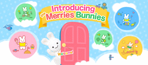 Introducing the Merries Bunnies