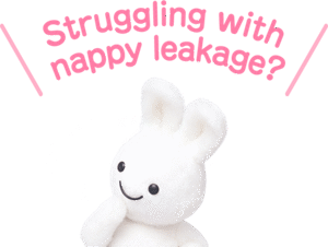 Struggling with nappy leakage?