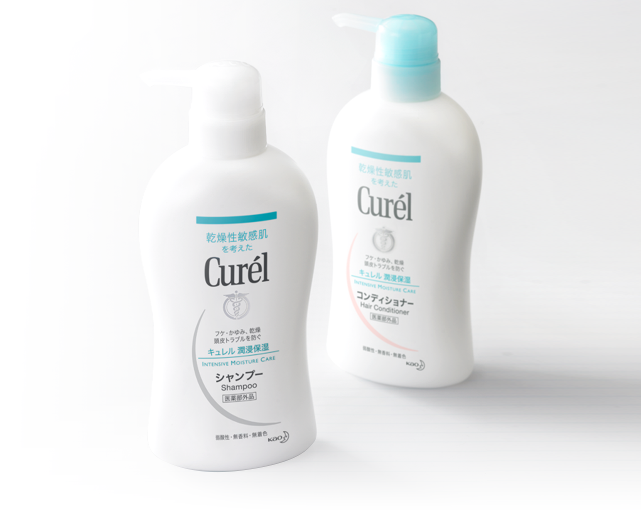 Product | Scalp & Hair | Kao Curél