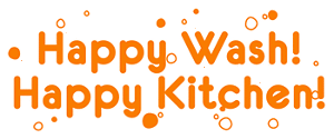 Happy Wash! Happy Kitchen!