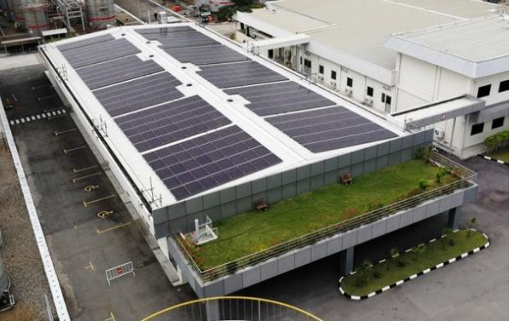 Kao | Kao Penang Group* of Malaysia has started Photovoltaic power