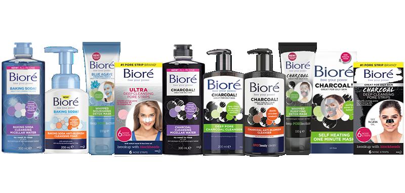 Discover Bioré