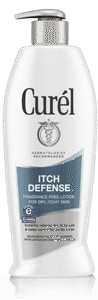 Itch Defense® Lotion for Dry Itchy Skin