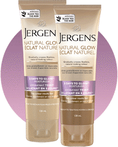 JERGENS natural glow express Body Moisturizere
