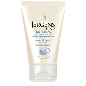 jergens foot cream