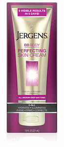 JERGENS<sup>®</sup> BB Body Perfecting Skin Cream