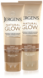 JERGENS natural glow Revitalizing Daily Moisturizer