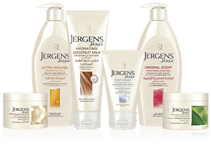 JERGENS<sup>®</sup> Products