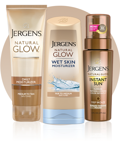 jergens skin care offers a wide array of lotions