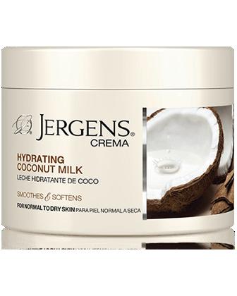 Jergens Wet Skin Moisturizer with Hydrating Coconut Oil
