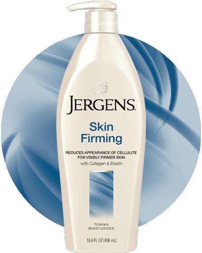 JERGENS Skin Firming Daily Toning Moisturizer