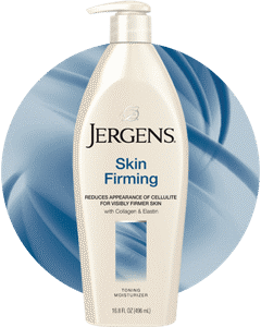 JERGENS Skin Firming Daily Toning Moisturizerr