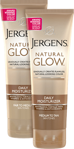 Jergens Natural Glow Daily Moisturizer Tips For A Natural Glow