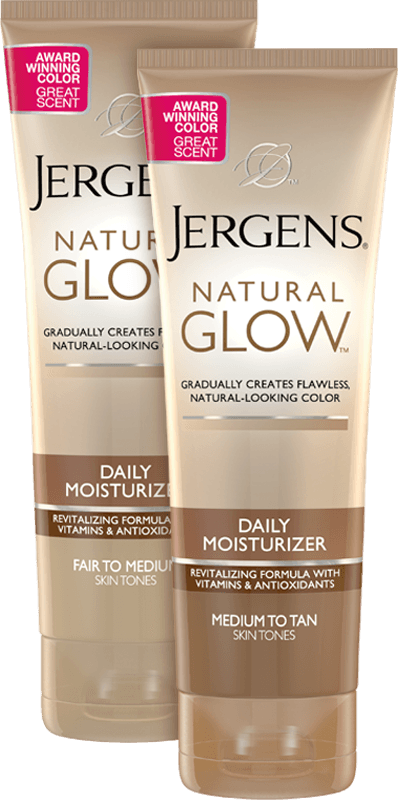 Jergens Natural Glow Daily Moisturizer - Tips for a Natural Glow