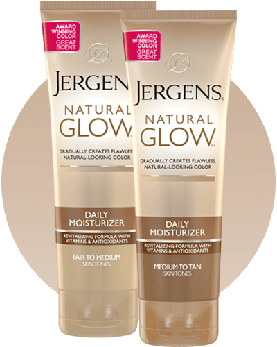 jergens skin care product line