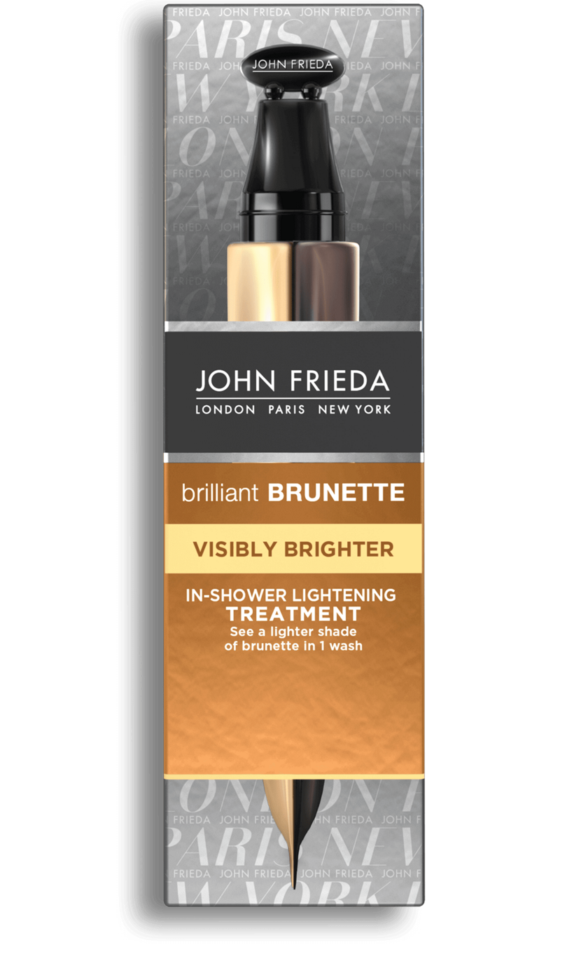 Visibly Brighter Lightening Treatment For Brown Colored Hair John