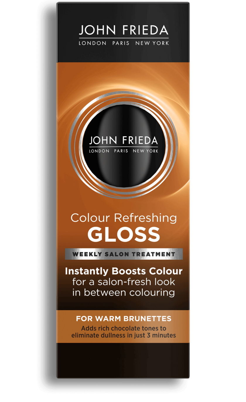 Color Refreshing Gloss Warm Brunette