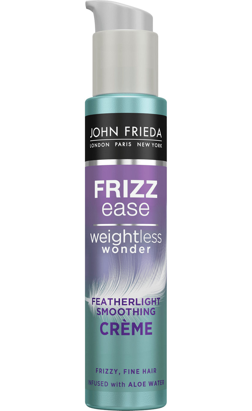 Styling Crème for Fine Frizzy Hair - Weightless Wonder | John Frieda