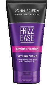 Straight Fixation Hair Straightening Cream John Frieda