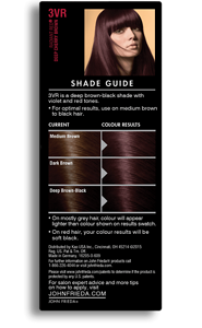 Cherry Brown Hair Color 3vr John Frieda