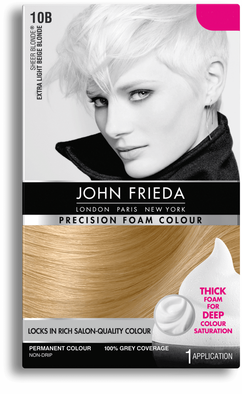 Beige Blonde Hair Dye 10b John Frieda