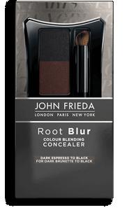 Dark Espresso To Black Root Concealer John Frieda