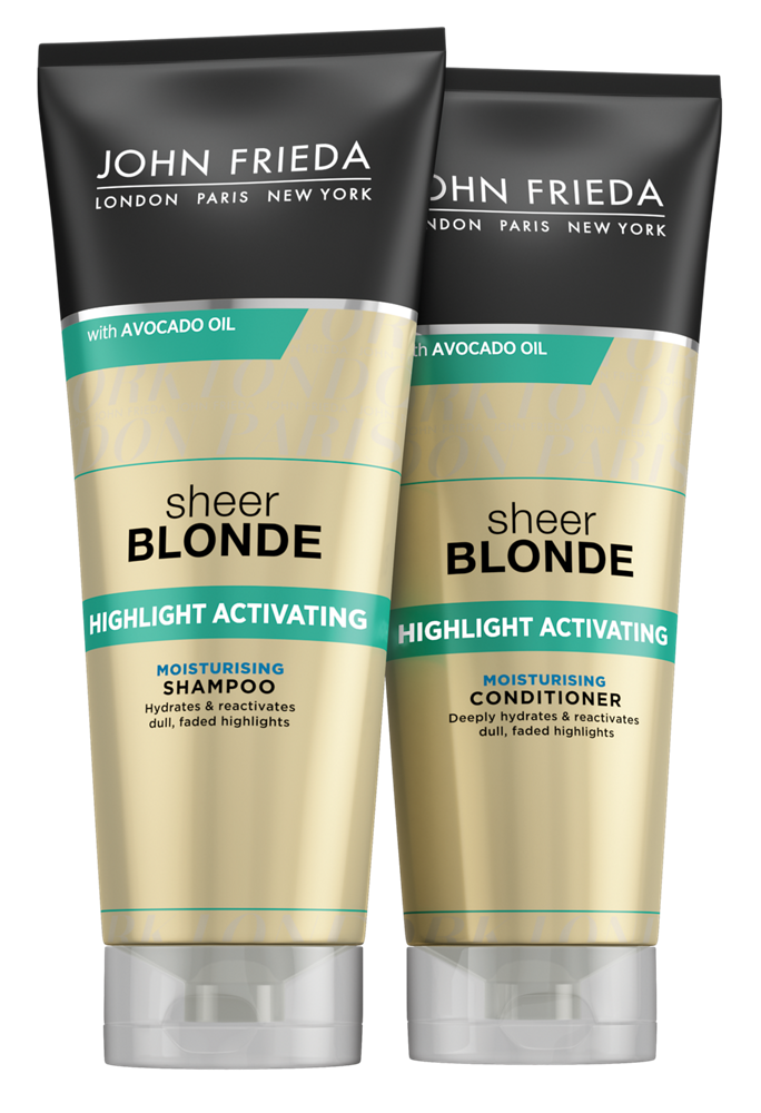 Best Products For Blonde Hair John Frieda
