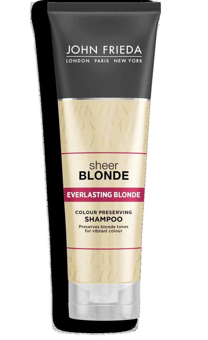 Everlasting Shampoo For Blonde Hair John Frieda
