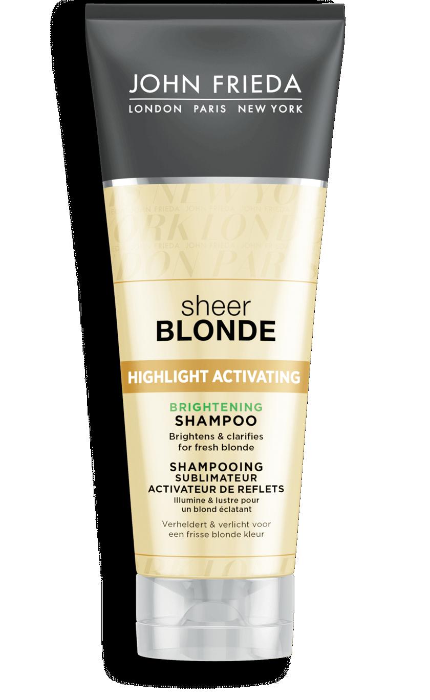 Shampoo For Highlighted Hair John Frieda