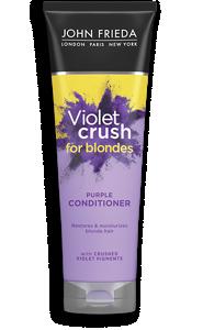 Violet Crush Purple Conditioner John Frieda