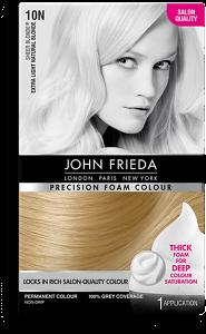 Precision Foam Colour Foam Hair Dye John Frieda