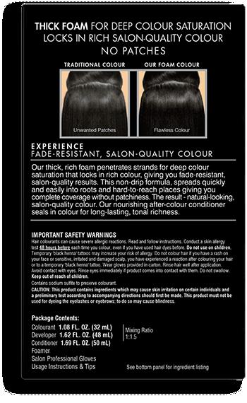 Black Hair Color - 2N | John Frieda