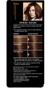 Chestnut Brown Hair Color 5nbg John Frieda