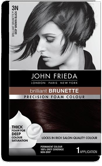 Brown Black Hair Color 3n John Frieda