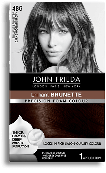 Chocolate Brown Hair Dye 4bg John Frieda