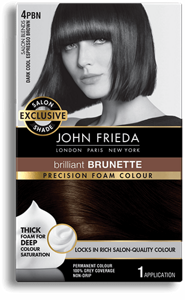 Brown Hair Dye 4pbn John Frieda