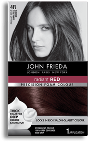 Red Brown Hair Color 4r John Frieda
