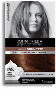 John Frieda 6n Hairstyle Inspirations 2018